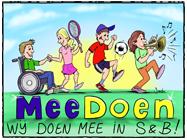 Stichting MeeDoen S&B Logo