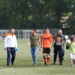 G-team SBC opnames door Omroep Brabant 1 mei 2014