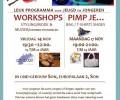 Uitnodiging leuke workshops voor brussen en jongemantelzorgers
