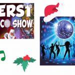 Glitter & Glamour – Disco-avond in Kerstsfeer